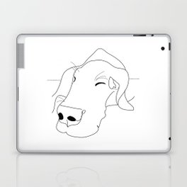 Great Dane Sketch Laptop & iPad Skin