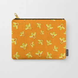 Tweety Birds Orange Carry-All Pouch