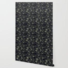 Delicate dandelion pattern Wallpaper