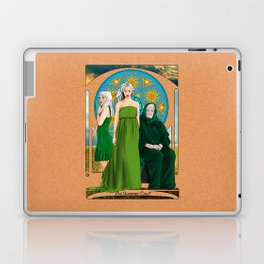 The Summer Court of the Sidhe Laptop & iPad Skin