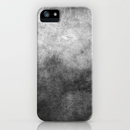 Abstract Cave III iPhone Case