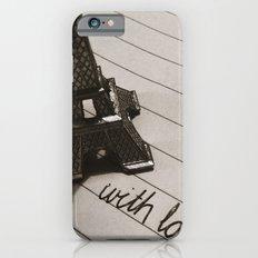 from paris... iPhone 6s Slim Case