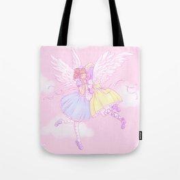 Sweet lolita angels Tote Bag