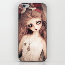 And so its Christmas iPhone Skin