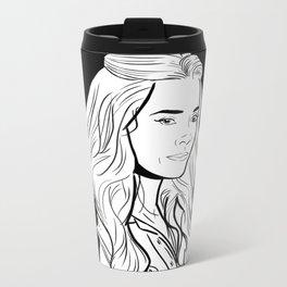 Amantha Metal Travel Mug