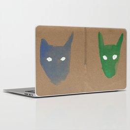 Salen Los Lobos Laptop & iPad Skin