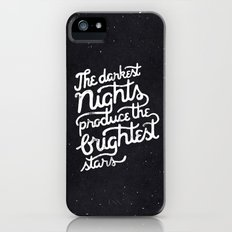 Darkest Nights Slim Case iPhone (5, 5s)