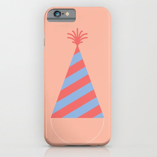 #43 Party Hat iPhone & iPod Case