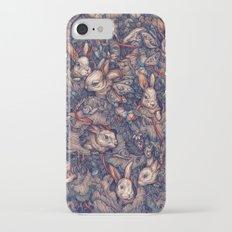 Bunnerflies iPhone 7 Slim Case