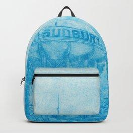The Sudbury Water Tower Backpack