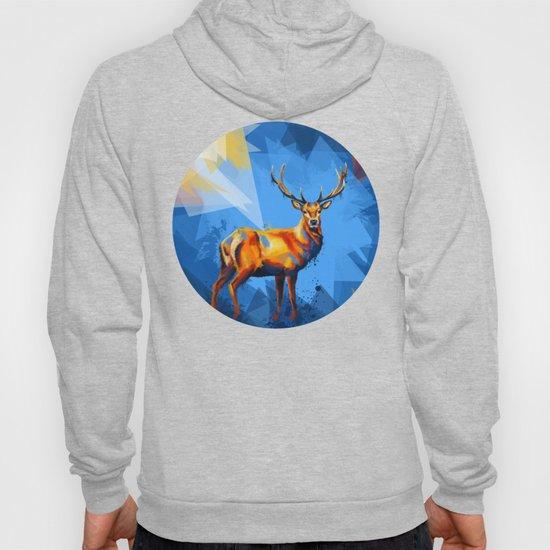 Deer in the Wilderness by floartstudio