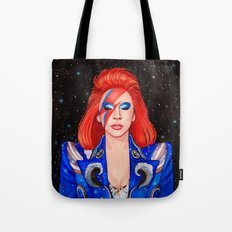 Space Princess Tote Bag