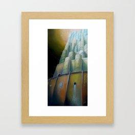 Midriasi Framed Art Print