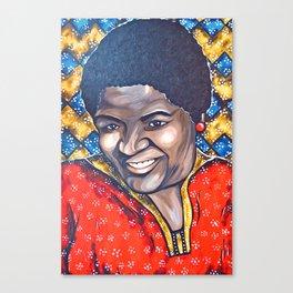 Nell Carter - Gimme a Break Canvas Print