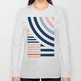 Connecting lines 3. Long Sleeve T-shirt