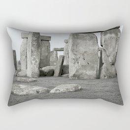 Stone Henge #10 Rectangular Pillow