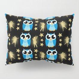 Owl Pattern Pillow Sham