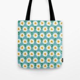 Daisy Unicorns Tote Bag