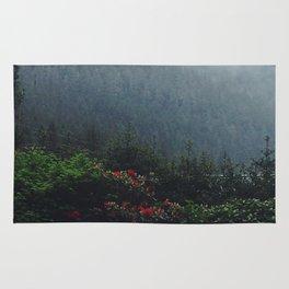 Ketchikan Mountains Rug