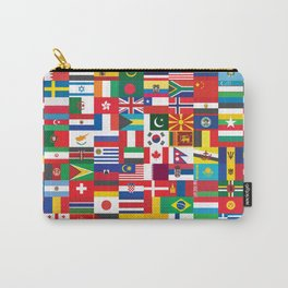 All Flags Carry-All Pouch