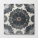 Silver Mandala by mantramandala