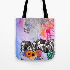 Retrofuture Tote Bag