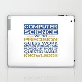 COMPUTER SCIENCE Laptop & iPad Skin