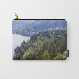 Slovenian Forrestation Carry-All Pouch