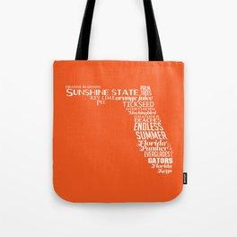 Florida State Love Tote Bag