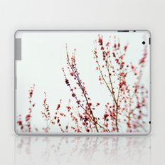 Red Blossom 2 Laptop & iPad Skin