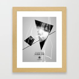 I'M Yanny Tsang Framed Art Print