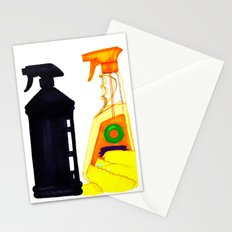 Spray n' Wash Stationery Cards