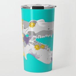 A Powerful Bite Travel Mug