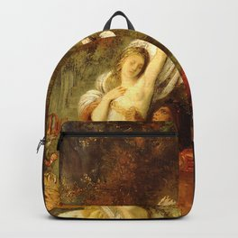"Gustave Moreau ""Dejanira (Autumn)"" Backpack"
