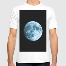 Moon - Space Photography T-shirt