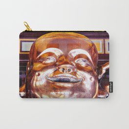 Shiny Happy Buddha Carry-All Pouch