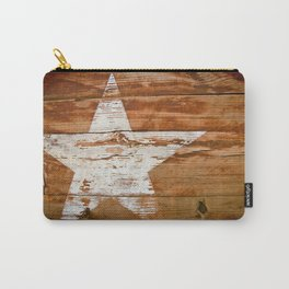 Faded Star Carry-All Pouch