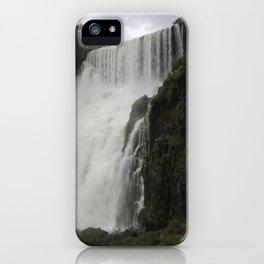 Iguazu Falls 2 iPhone Case