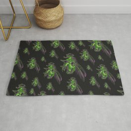 Housefly GHOST GREEN Rug