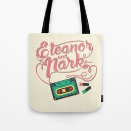 Eleanor and Park Tote Bag