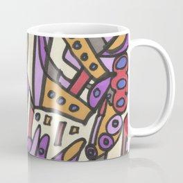 Feel This Real Forever (purple) Coffee Mug