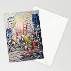 SF Glance Stationery Cards
