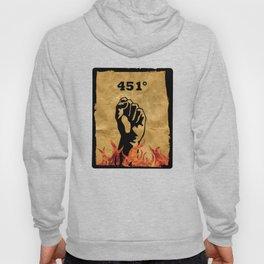 Fahrenheit 451 - Ray Bradbury Hoody
