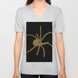 Spider, Vain Unisex V-Neck
