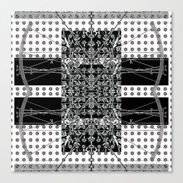 Transverse Vibration 2 Canvas Print