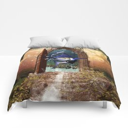 Awesome marlin Comforters