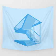 St. John's Stairs Wall Tapestry