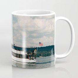 A Calming Cruise Coffee Mug