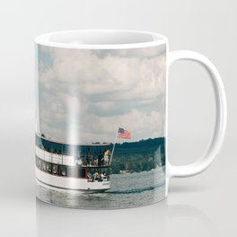 A Calming Cruise Coffee Mug