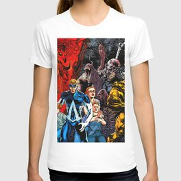 against crime T-shirt